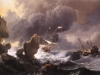 ships-in-distress-off-a-rocky-coast