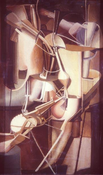 Duchamp, Marcel. Bride. 1912.