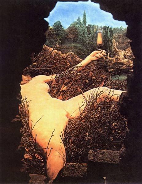 Duchamp - _tant donn_s