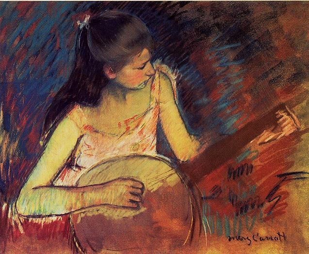 girl-with-a-banjo