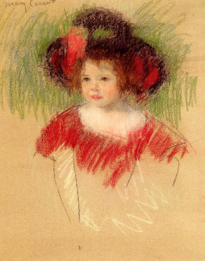 margot-in-big-bonnett-and-red-dress