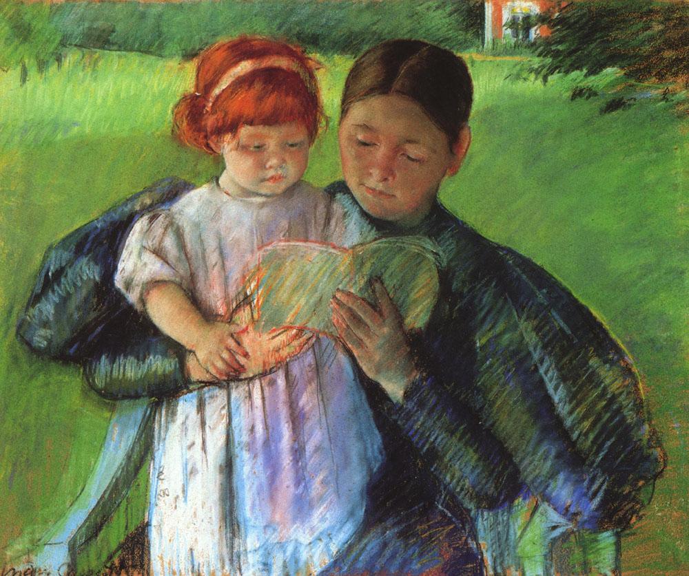 nurse-reading-to-a-little-girl