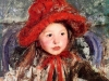 little-girl-in-a-large-red-hat