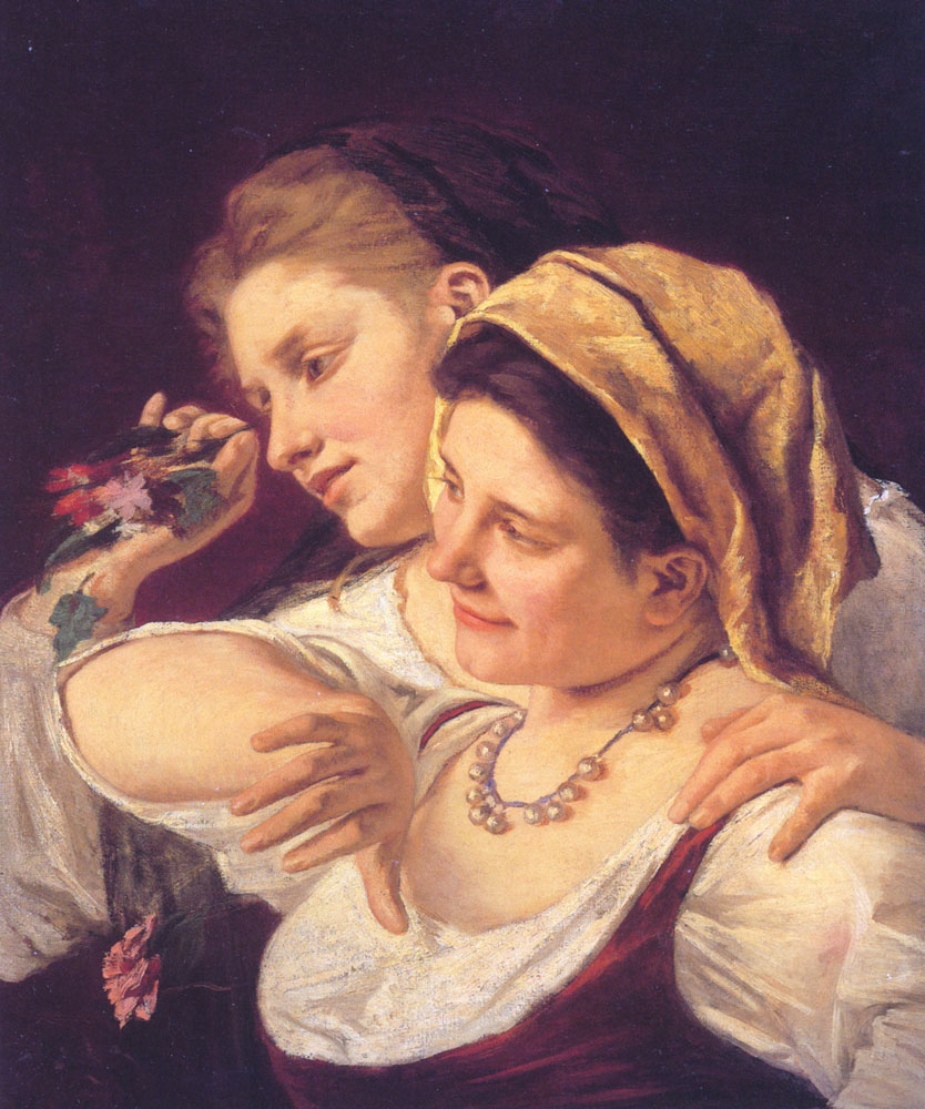 two-women-throwing-flowers-during-carnival