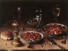 still-life-with-cherries-and-strawberries-in-china-bowls