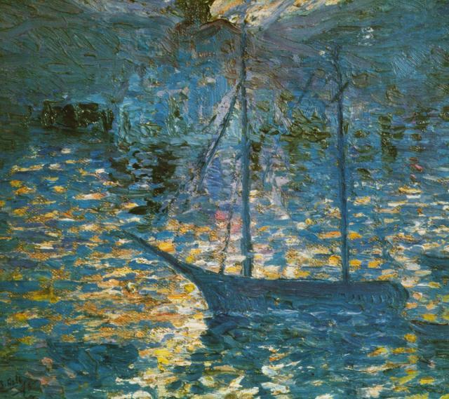 1918_03_Boat, circa 1918