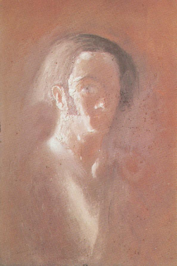 1921_08_Self-portrait, 1921