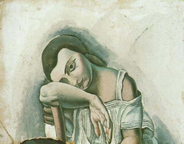 1924_03_Portrait of Ana Maria, 1924