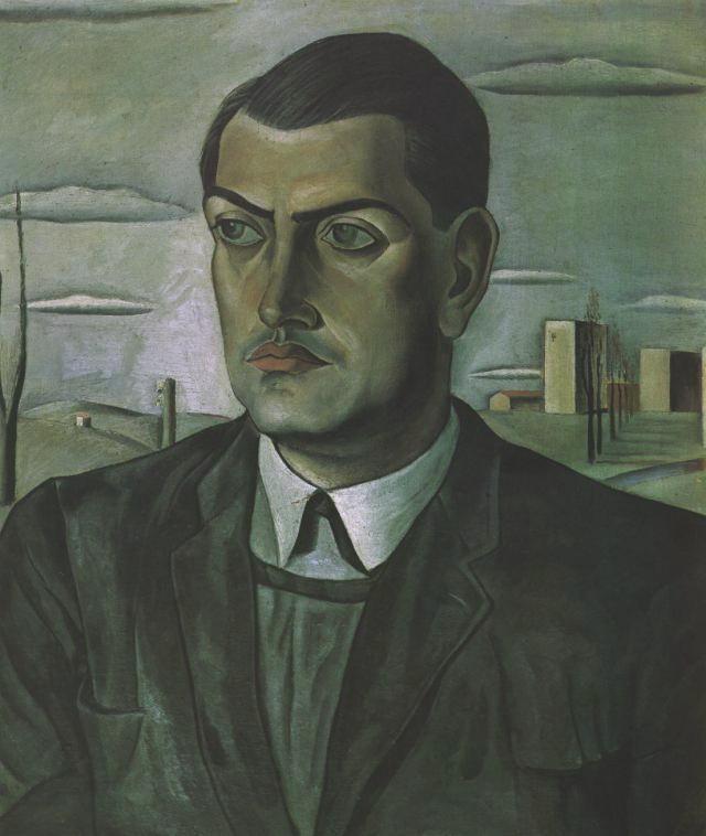 1924_04_Portrait of Luis Bunuel, 1924