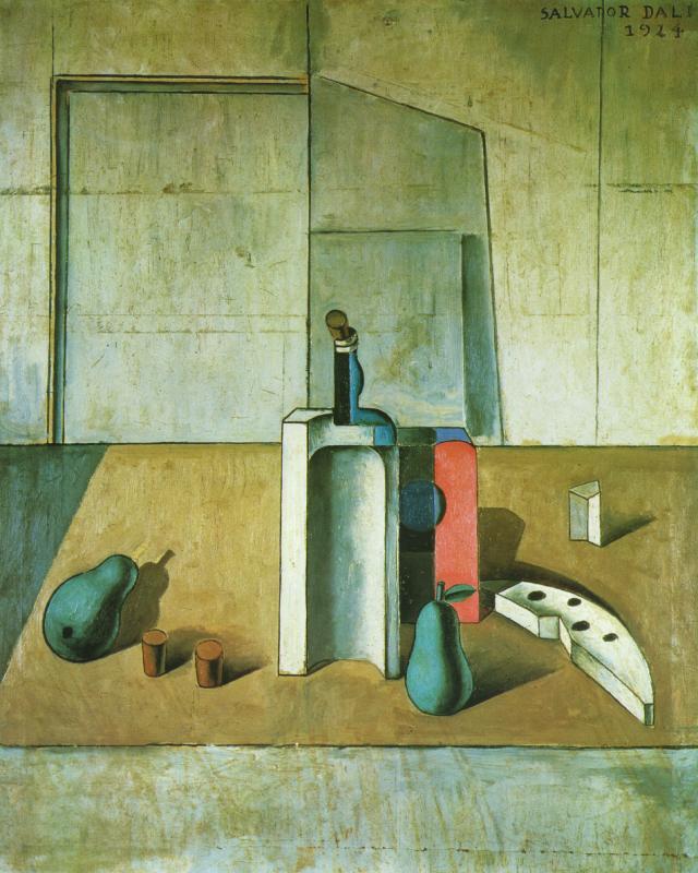 1924_05_Still Life, 1924