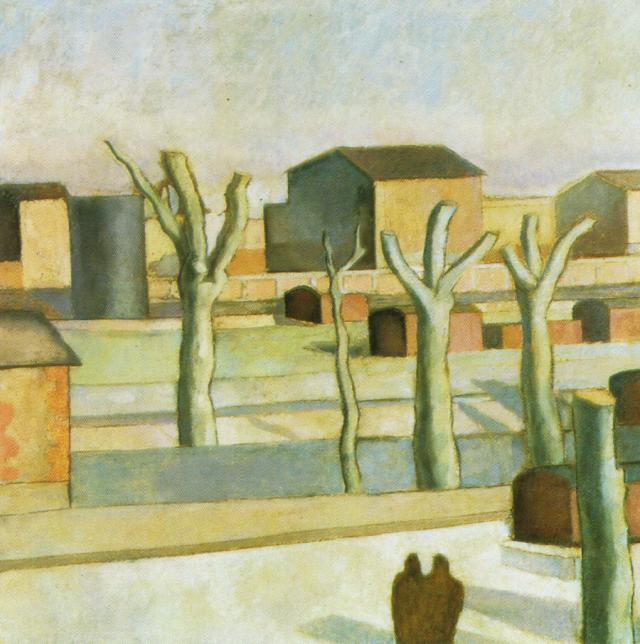 1924_13_The Station at Figueras, 1924