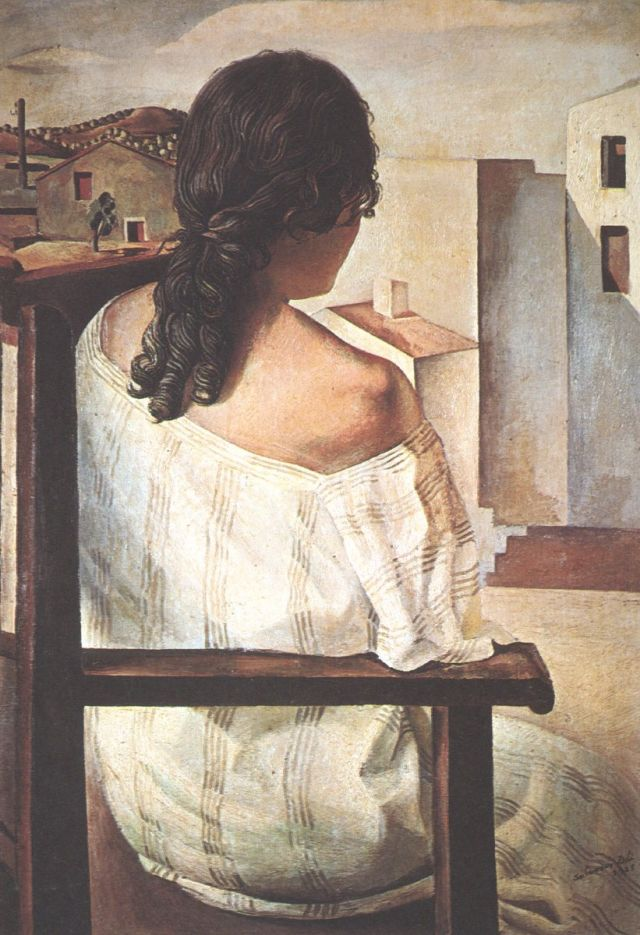1925_03_Girl from the Back, 1925