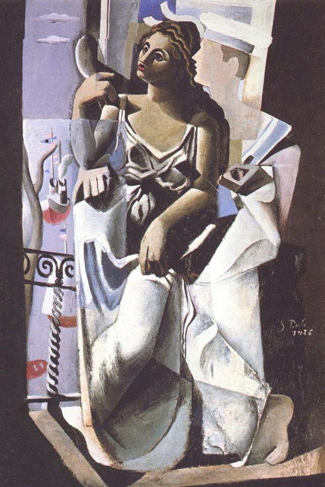 1925_07_Venus and a Sailor (1), 1925