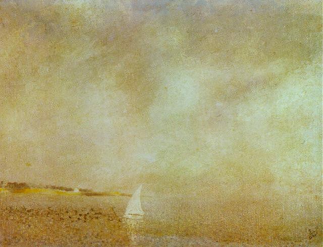 1925_12_Bay of CadaquNs, 1925
