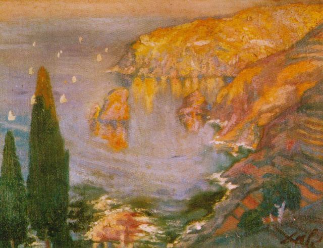 1925_13_Cala Nans, 1925