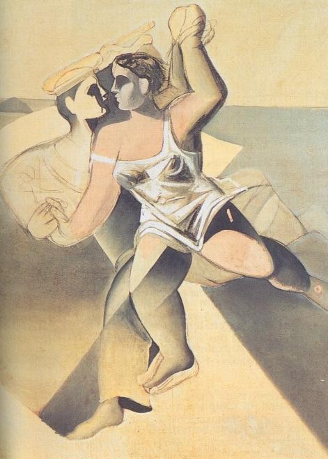 1925_23_Venus and a Sailor (2), 1925