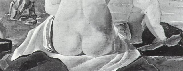 1925_30_Venus with Cupids (detail), 1925
