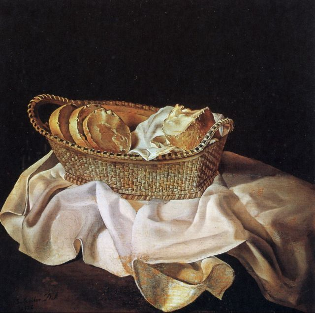1926_01_The Basket of Bread, 1926