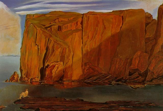 1926_03_Figure on the Rocks (Penya Segats), 1926