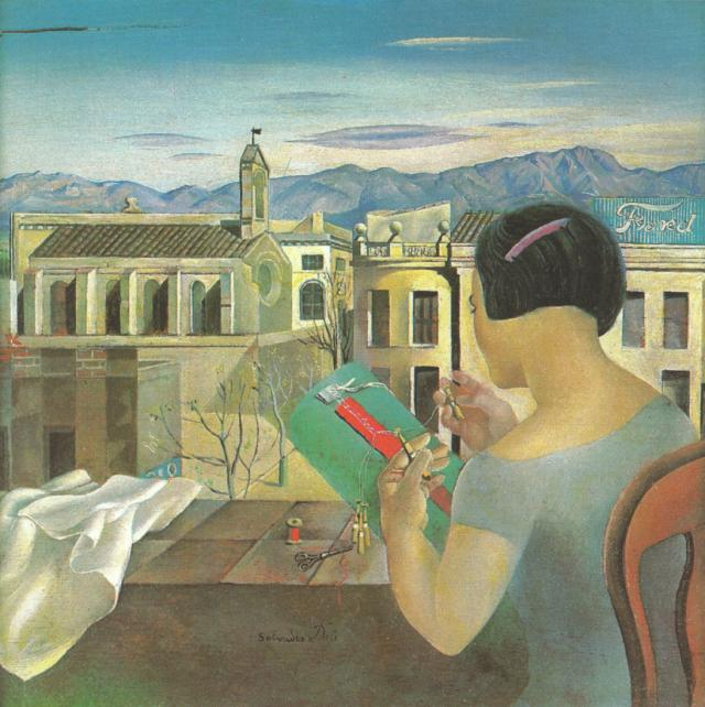 1926_04_The Girl of Figueras, 1926