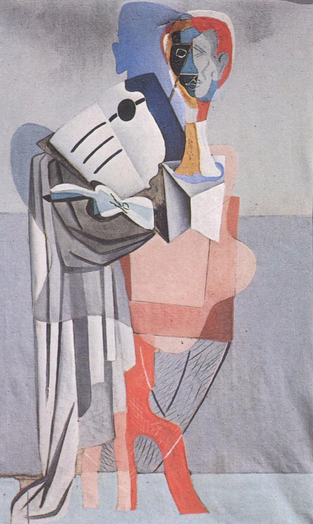 1926_09_Homage to Erik Satie, 1926