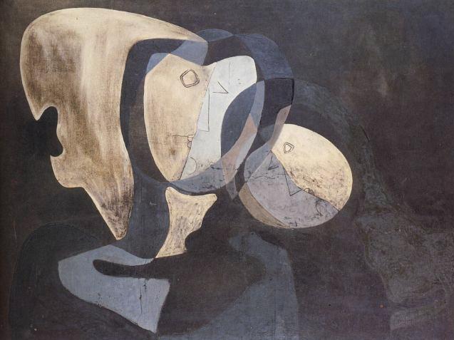 1926_10_Cubist Figure (Figura cubista), 1926