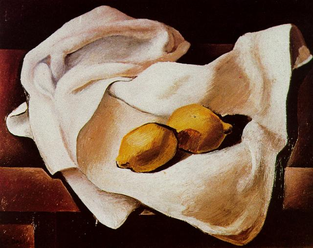 1926_13_Still Life with Two Lemons, circa 1926