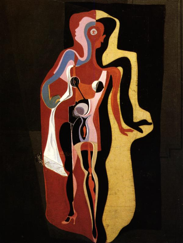 1927_04_Barcelonese Mannequin, 1927