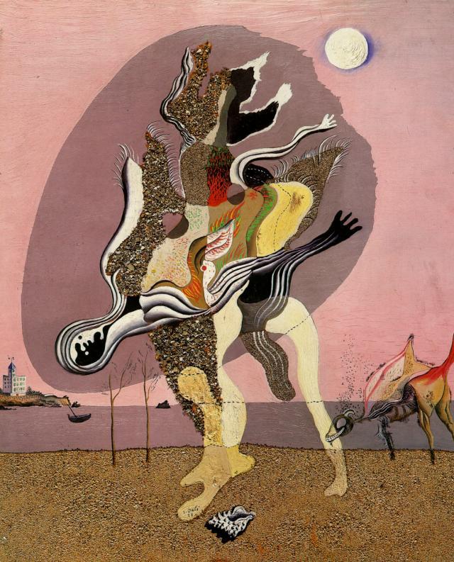 1928_08_The Donkey's Carcass, 1928