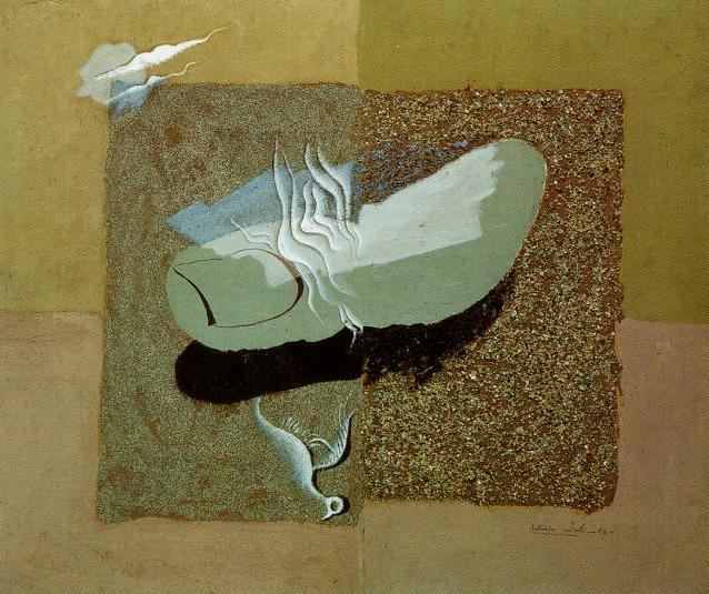 1928_29_The Wounded Bird, 1928