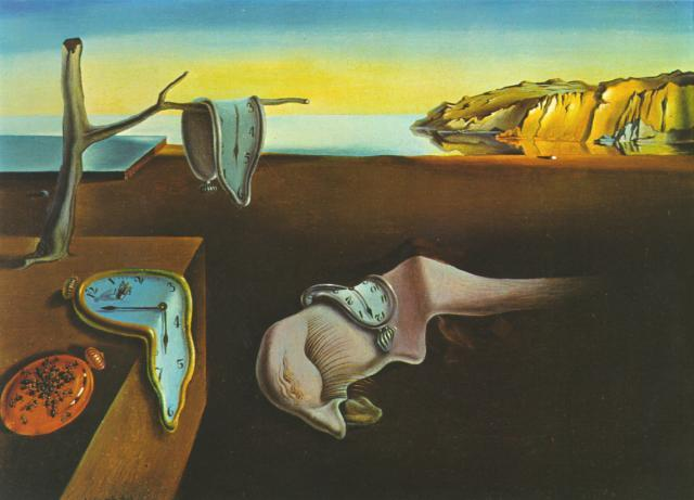 1931_06_The Persistence of Memory, 1931