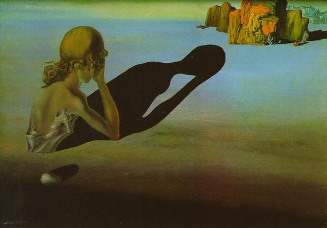 1931_10_Remorse or Sunken Sphinx, 1931