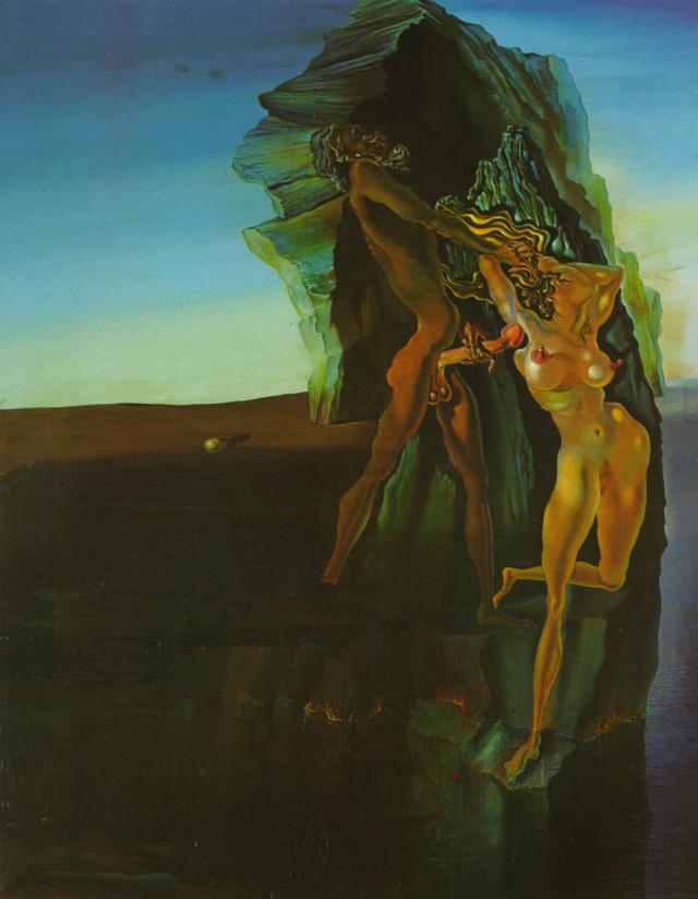 1931_23_Untided (William Tell and Gradiva), 1931