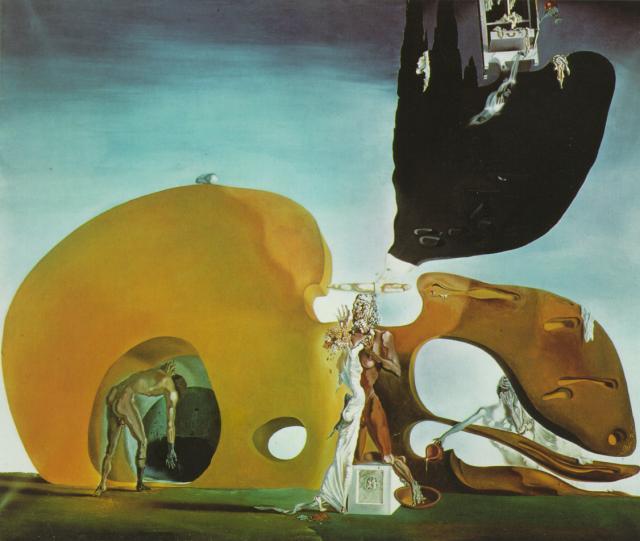 1932_03_The Birth of Liquid Desires, 1932