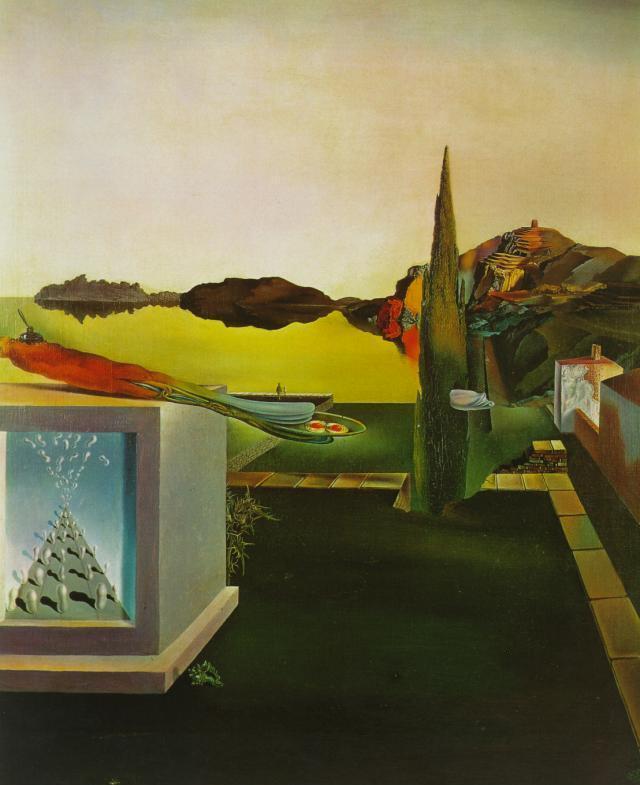 1932_09_Surrealist Object Gauge of Instantaneous Memory, 1932