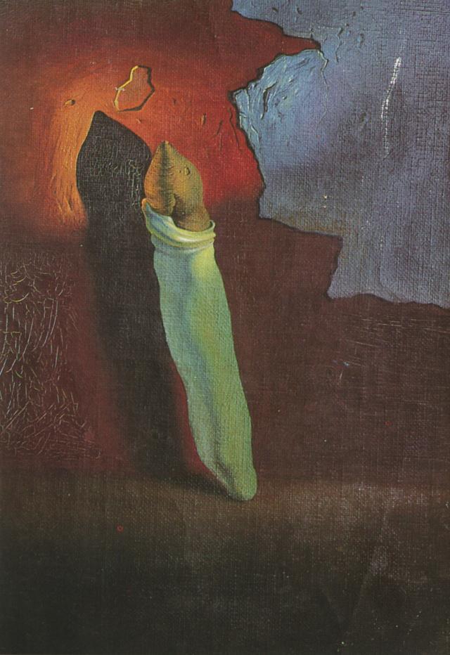 1932_23_Anthropomorphic Bread, 1932