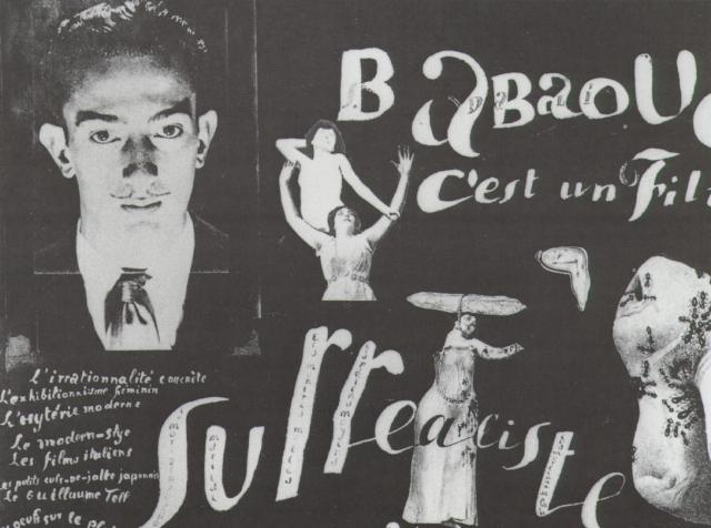 1932_36_Babaouo - Publicity Announcement for the Publication of the Scenario of the Film, 1932