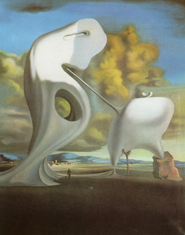 1933_03_The Architectural Angelus of Millet, 1933