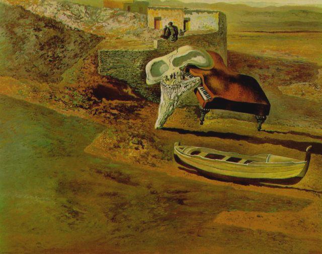 1934_03_Atmospheric Skull Sodomizing a Grand Piano, 1934