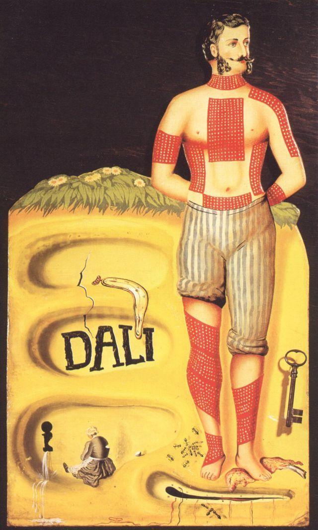 1934_20_Surrealist Poster, 1934