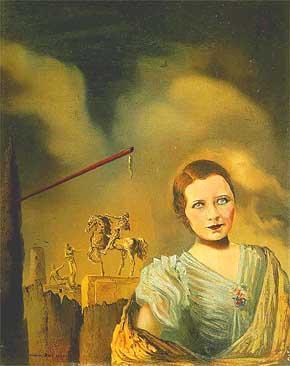 1934_30_Portrait of a Woman, 1934