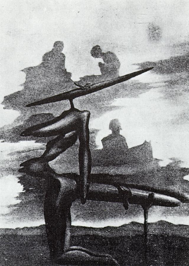 1934_36_The Spectre of the Angelus, circa 1934