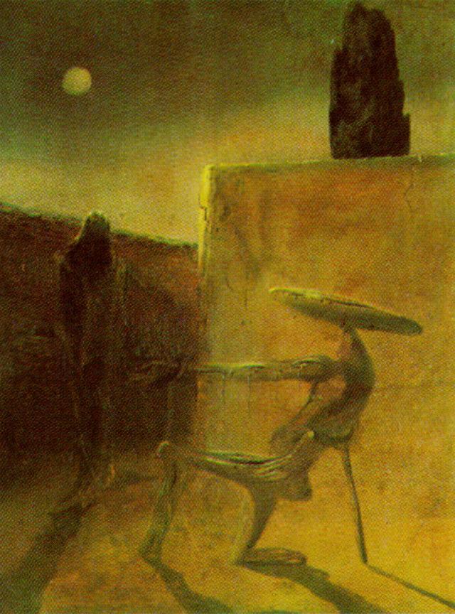 1934_49_The Ghost of Vermeer van Delft, circa 1934