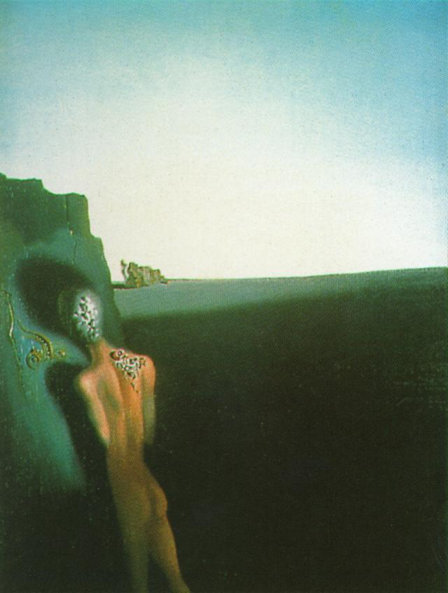 1935_10_Solitude - Anthropomorphic Echo, 1935
