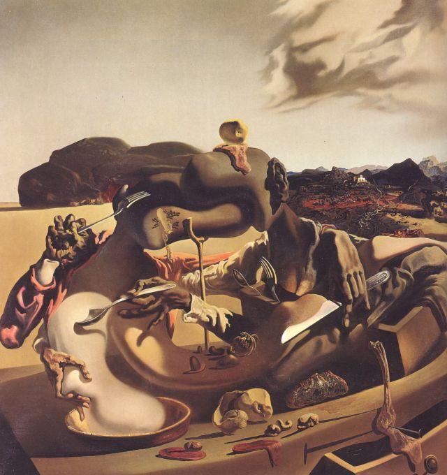 1936_03_Autumn Cannibalism, 1936