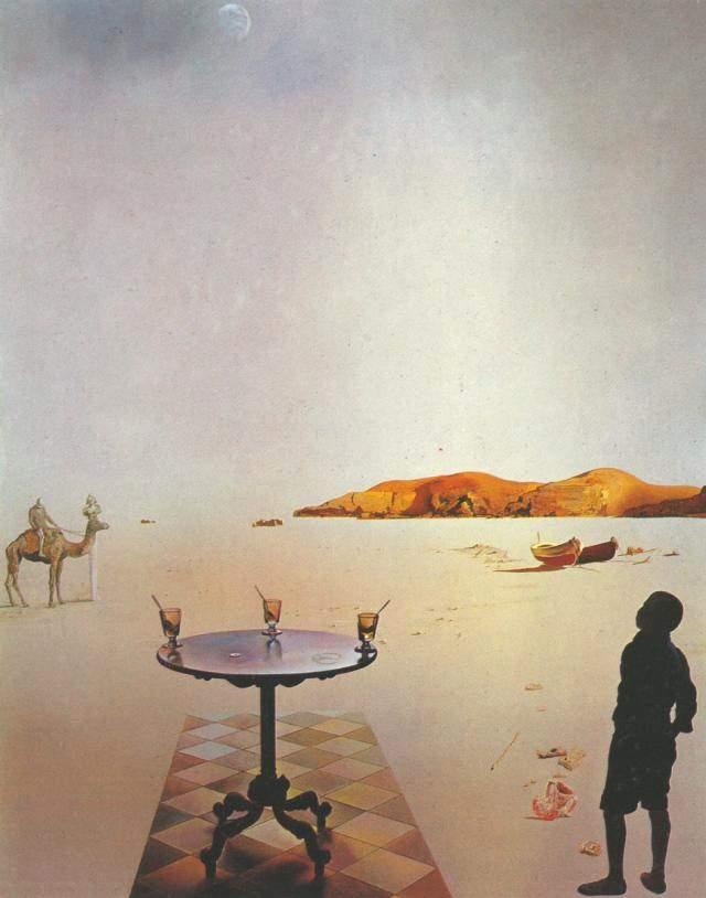 1936_12_Sun Table, 1936