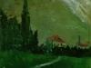 1910_01_Landscape Near Figueras, 1910