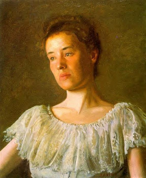 Portrait of Alice Kurtz