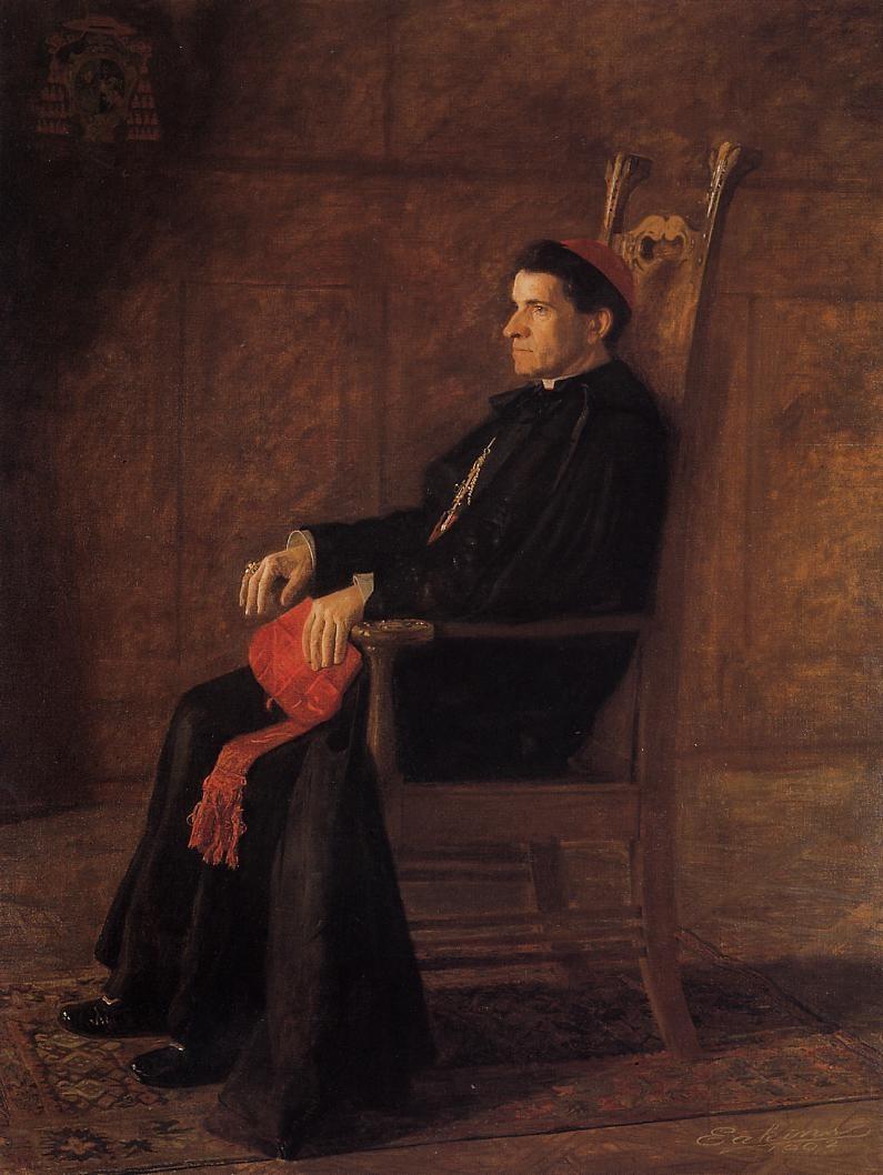 Portrait of Cardinal Sebastiano Martinelli