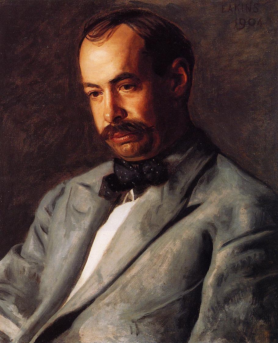 Portrait of Charles Percival Buck